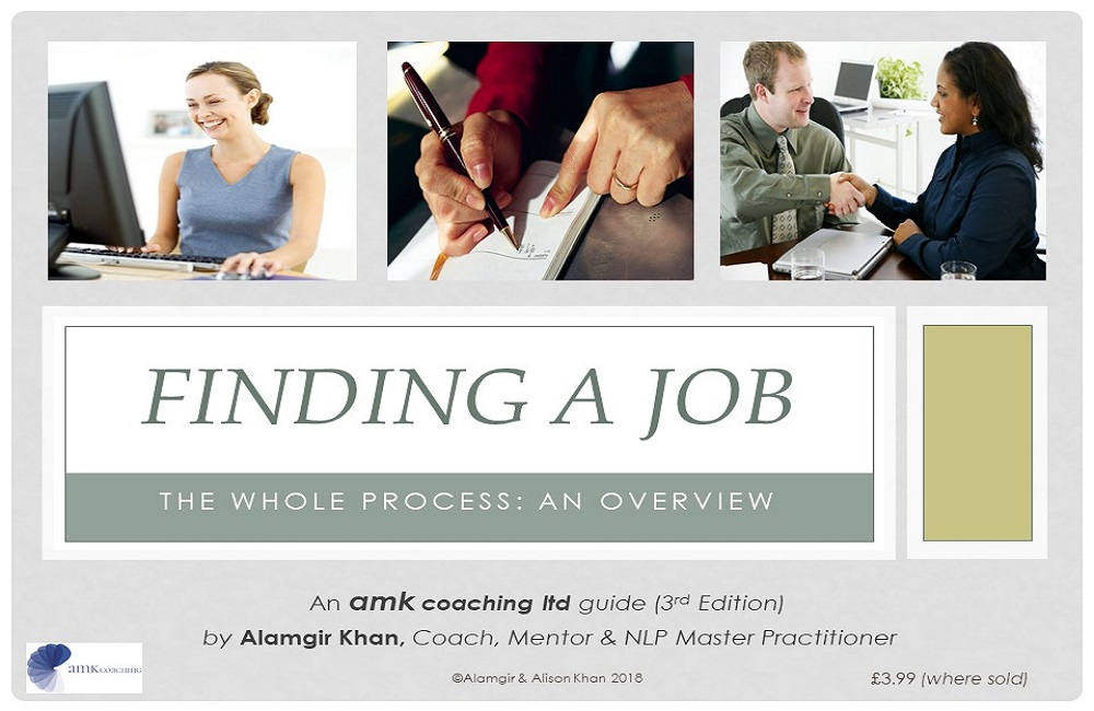 Finding A Job - The Whole Process
